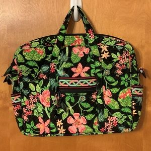 Vera Bradley Botanica crossbody bag